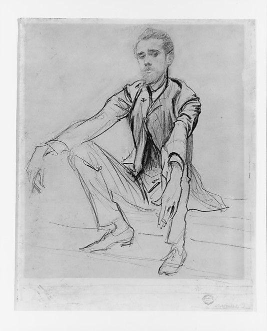 John Singer Sargent: Paul Helleu
