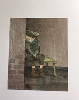 Annette Fienieg, uit: Oliver Twist