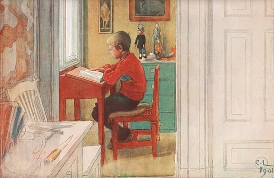 Carl Larsson: The new book