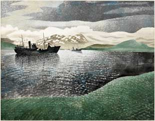 Eric Ravilious: Norway
