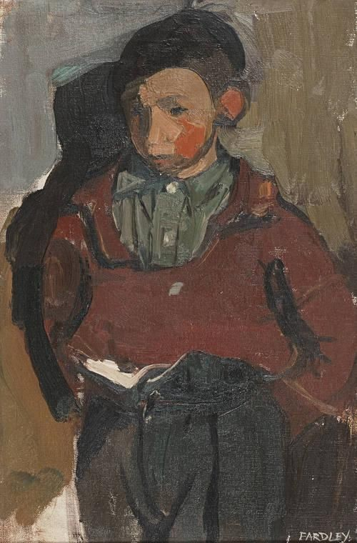 Joan Eardley: Glasgow boy