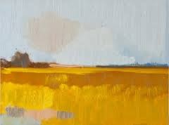 Frank Dekkers, Landschap; olieverf