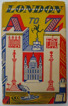 Edward Bawden: London A to Z