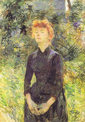 Henri de Toulouse-Lautrec: In Batignolles