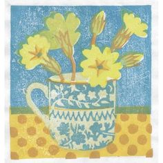 Matt Underwood: Primroses