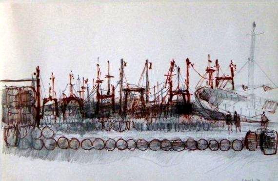 Jenny Dalenoord: Ships