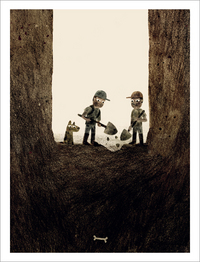 Jon Klassen: Sam and Dave dig a hole