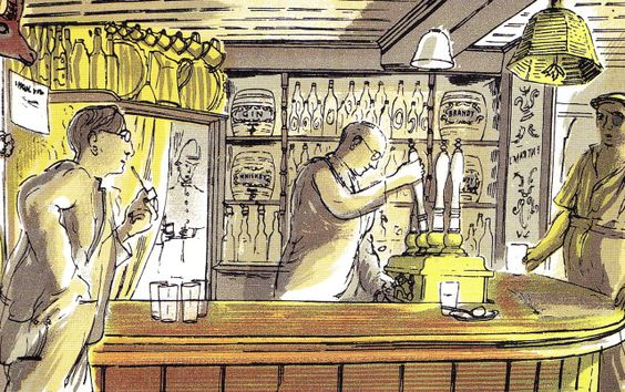 Edward Bawden: The Bell