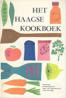 Max Velthuijs: omslag Het Haagse Kookboek