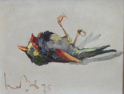 Kees Bol: Dead bird