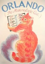 Kathleen Hale: Orlando, the marmalade cat
