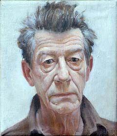 Stuart Pearson Wright: John Hurt