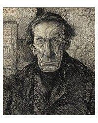 Jules de Bruycker: Zittende man