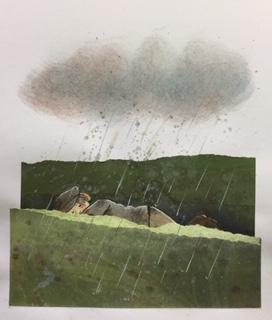 Annette Fienieg: Oliver in de greppel