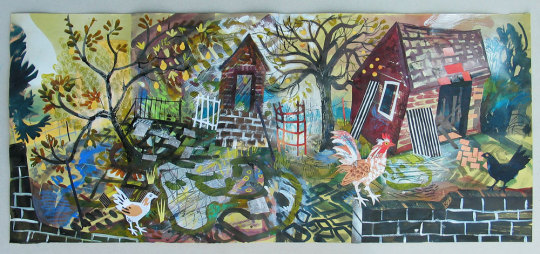 Mark Hearld: Garden