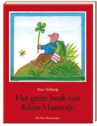 Max Velthuijs: omslag Bang Mannetje