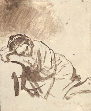 Rembrandt van Rijn: Hendrickje