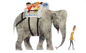 M Sasek: olifant