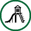 Der Spielplatz im Kirchheimer Hirschgarten
