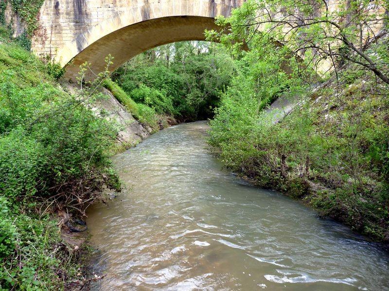 Gardonnette, pont du Glacis
