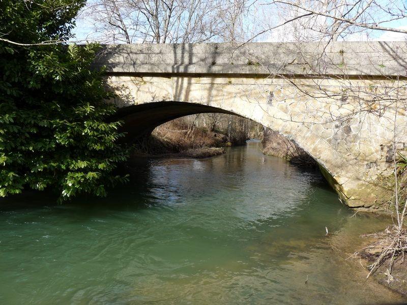La Couze à Beaumont (pont Roudier)