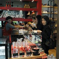 Mallorca shop in Tokyo. / ©Ofecomes Tokyo.