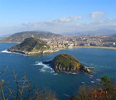 San Sebastián city, in the Basque Country. (www.foodswinesfromspain.com)
