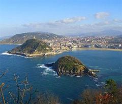 San Sebastián city, in the Basque Country. (www.foodswinesfromspain.com)