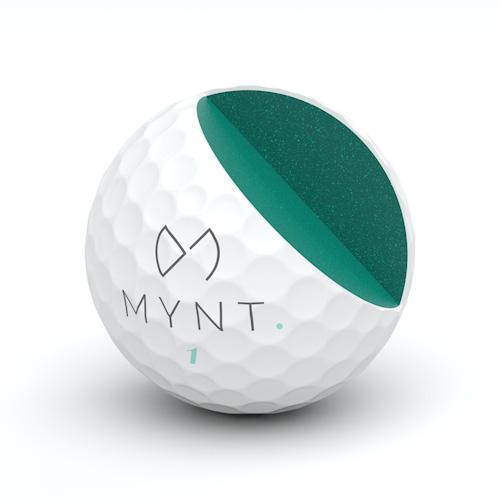 MYNT Talent Golfball Querschnitt