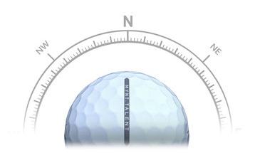 MYNT Talent Golfball Navigation Line