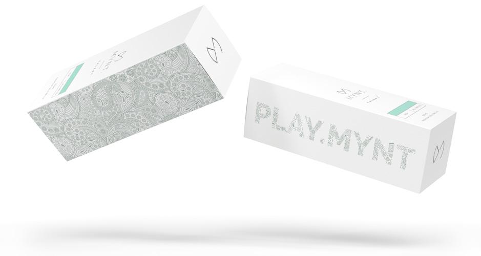 MYNT Talent Golfball zwei 3er Verpackungen schwebend