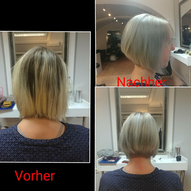 Grau ist das neue Blond