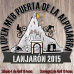 II OPEN MTB LANJARON 2015