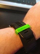 Garmin vivoactive HR Armbandschlaufe