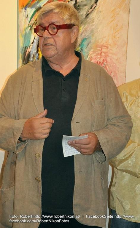 Günther W. Wachtl - Foto: Robert