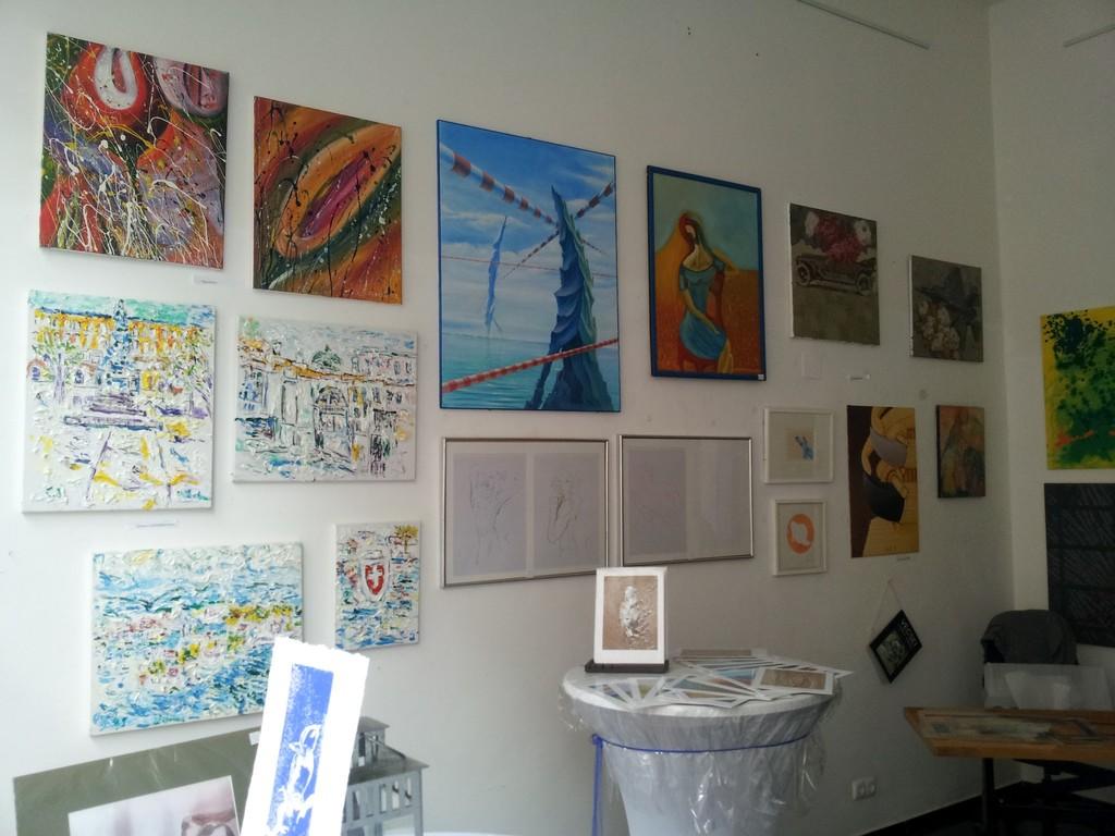 Galerie Time Vielfalt