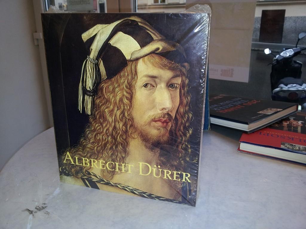 Albrecht Dürer Austellungskatalog originalverpackt