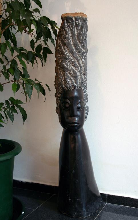 Skulptur aus Sambia