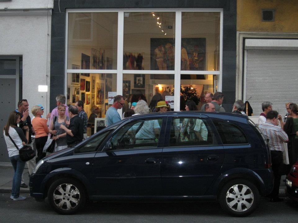 Eröffnung Kunst & Kultursommer 2012 - Foto: Kulissengucker Joe Leitner