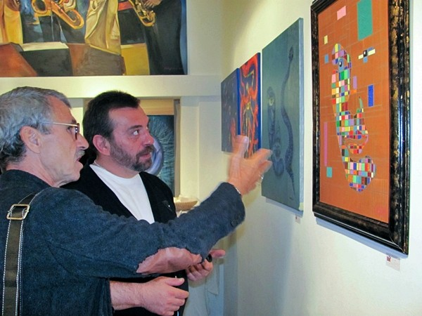 Kunstexperten sind beeindruckt von der Qualität der Bilder aus Budapest