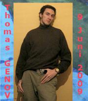 galerie time Ausstellung präsentiert den Bulgarischen Künstler Thomas Genov
