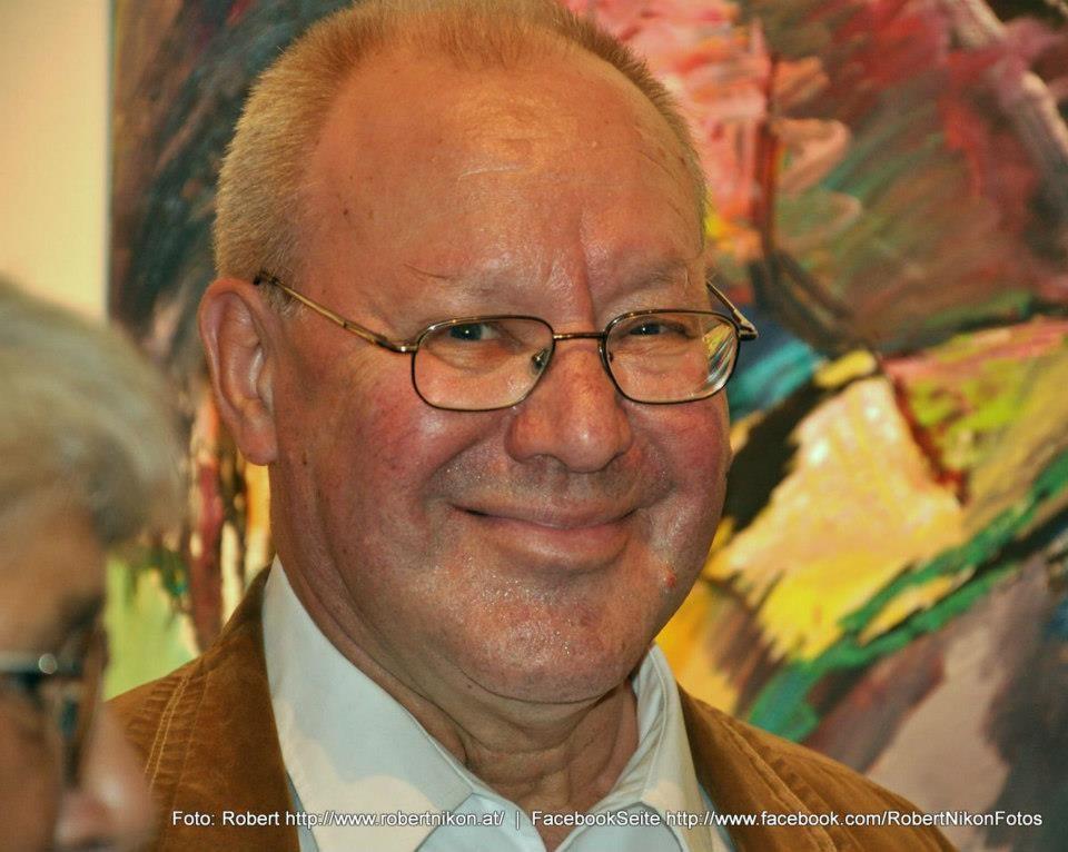 Dr. Franz Greif - Foto: Robert