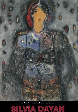 Silvia Dayan. Ausstellung und Musik galerie time