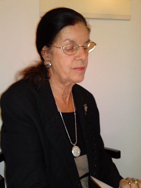 Susanne Moser-Zweymüller liest aus ihren Texten