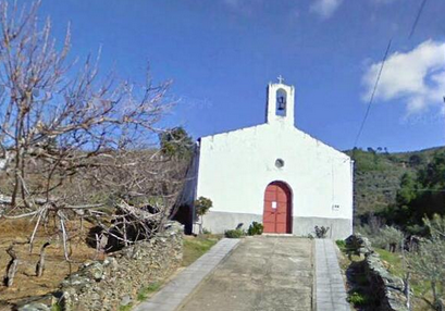 Iglesia de Sauceda