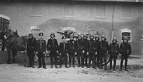 Feuerwehr Jungingen 1940