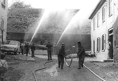 Feuerwehr Jungingen 1968