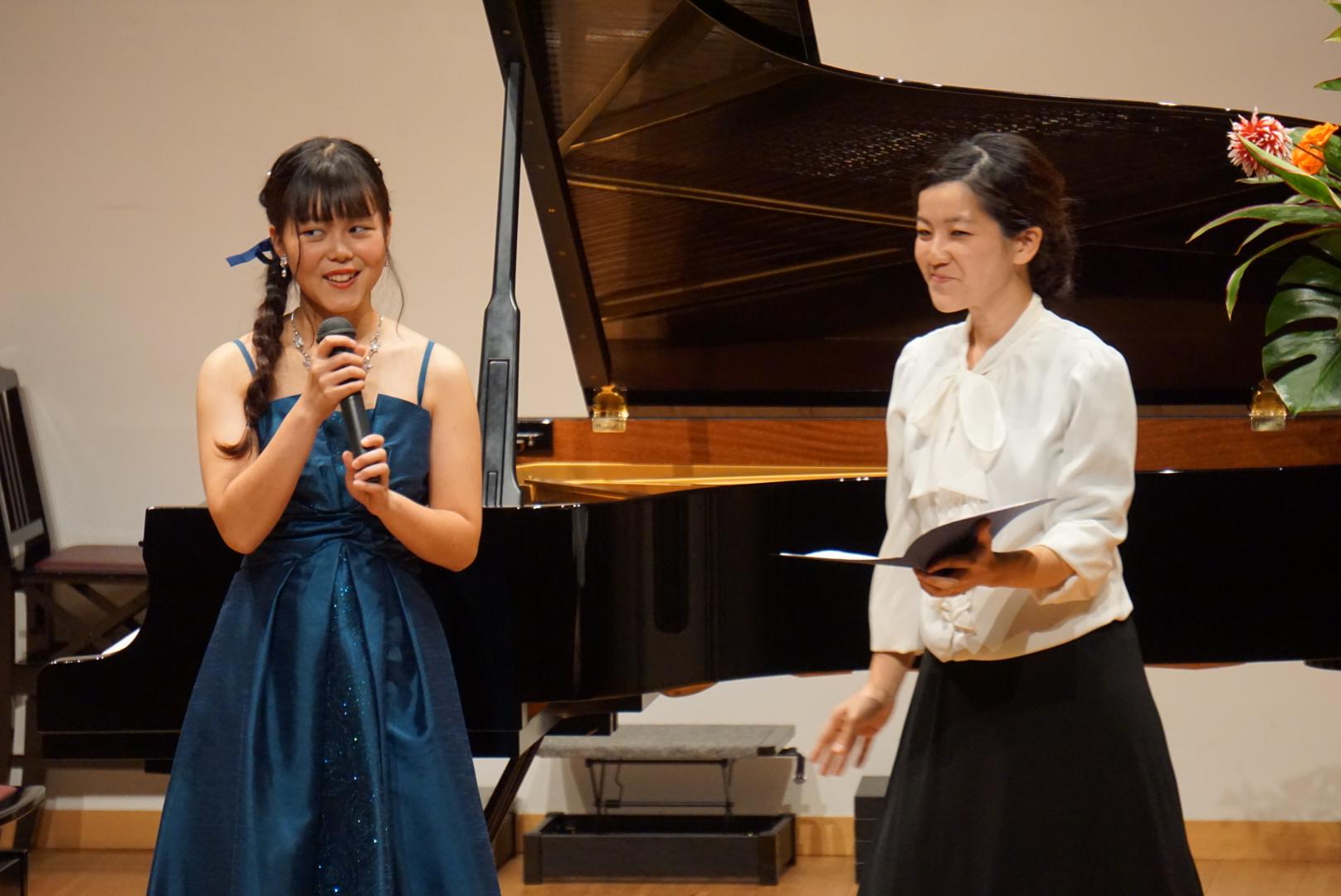 2018年10月27日 奏の会ピアノ発表会 大人のソロ演奏者へインタビュー