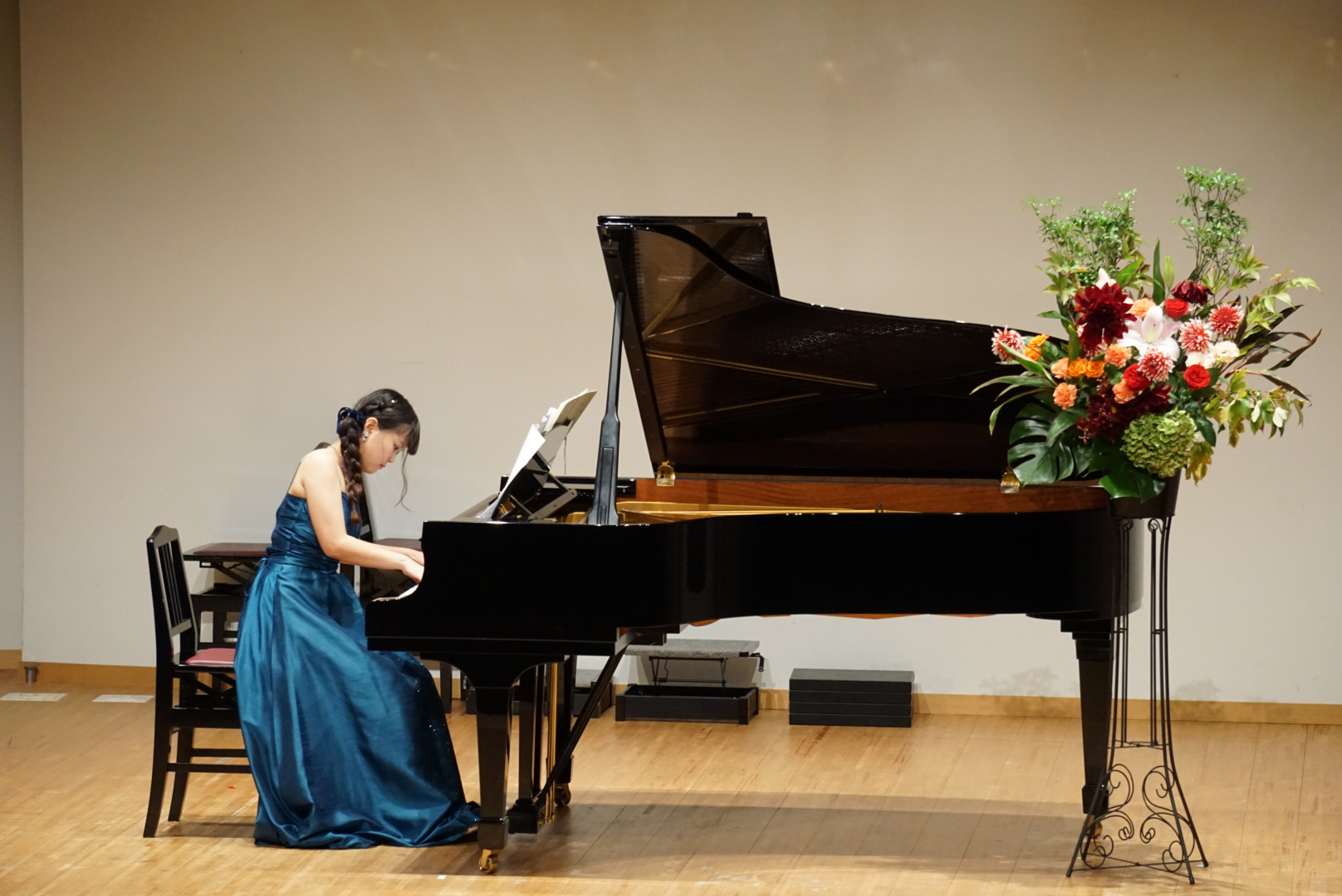 2018年10月27日 奏の会ピアノ発表会 大人のソロ演奏
