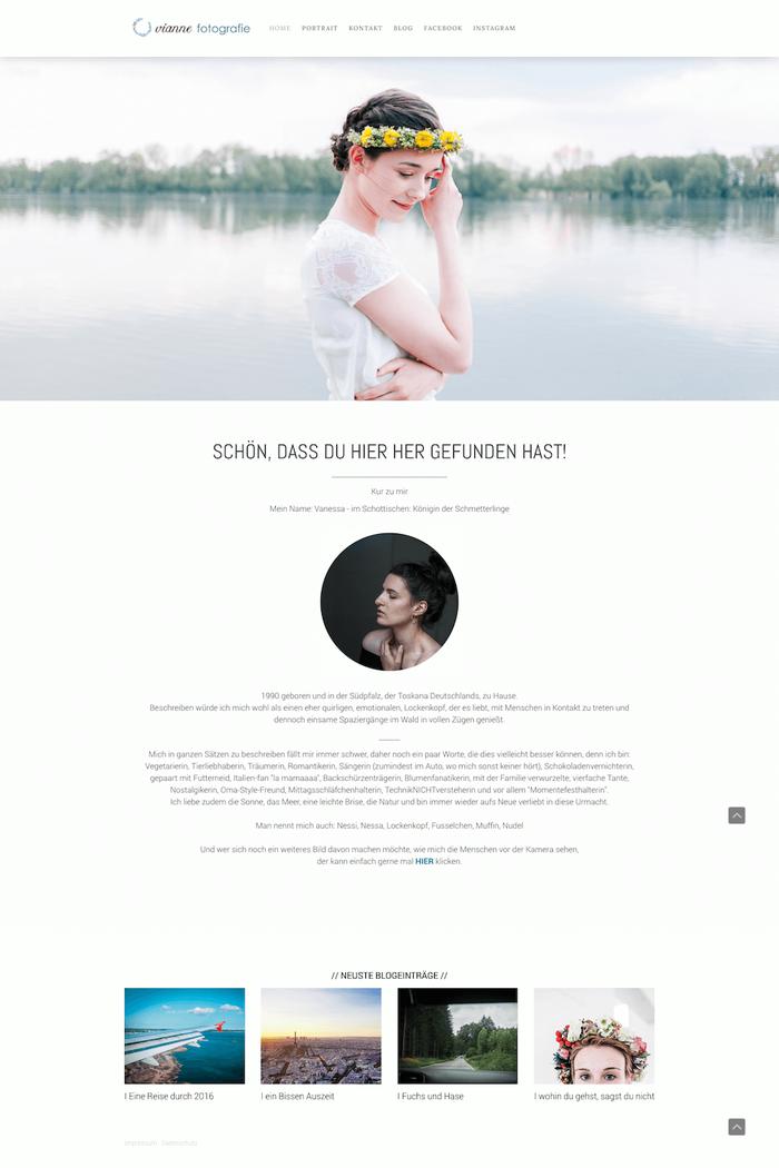 Je blog is een goede manier om je laatste werk te laten zien | Jimdo